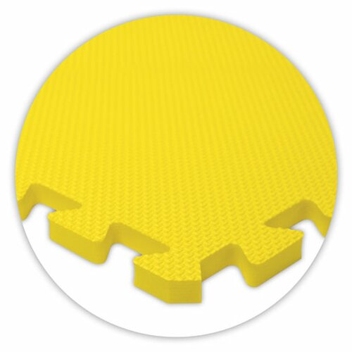 Alessco Inc. Premium SoftFloors Set in Yellow