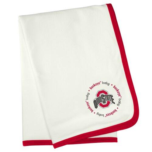 NCAA Ohio State Buckeyes Receiving Blanket