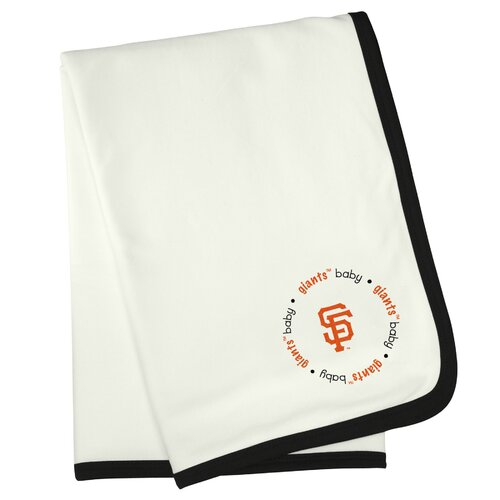 Baby Fanatic MLB Receiving Blanket
