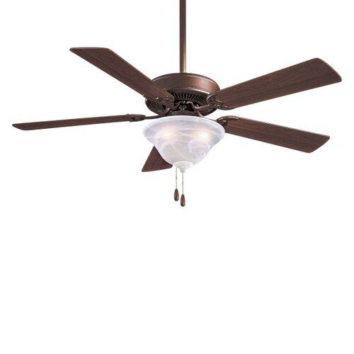 "Minka Aire 52"" Contractor 5 Blade Ceiling Fan"