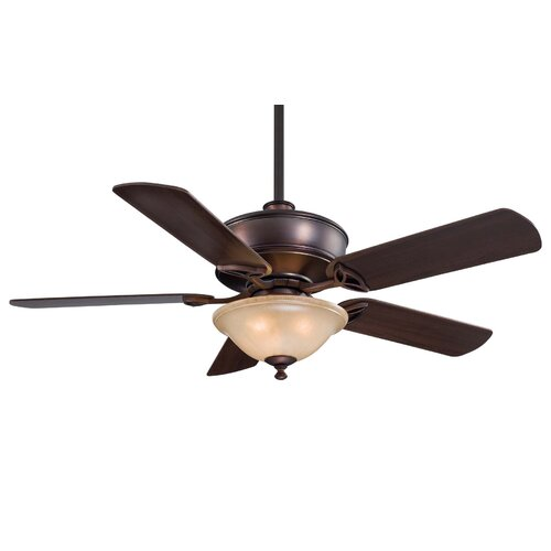 "Minka Aire 52"" Bolo 5 Blade Ceiling Fan with Remote"