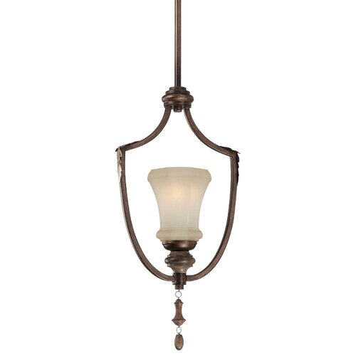 Candlewood 1 Light Mini Pendant
