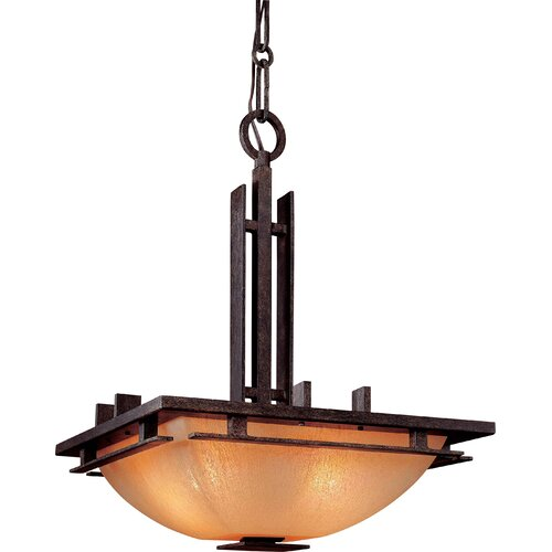 Minka Lavery Lineage 2 Light Nook Inverted Pendant