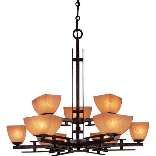 Lineage 9 Light Chandelier