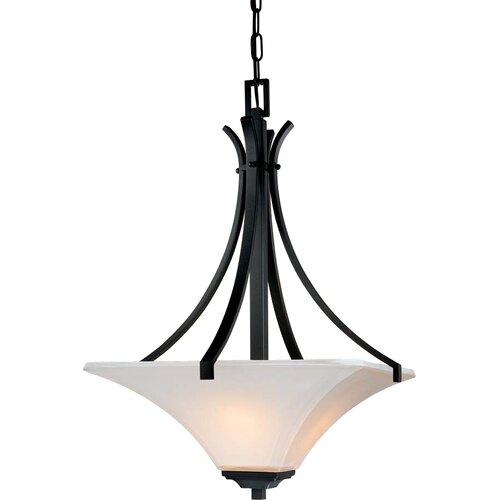 Minka Lavery Agilis 3 Light Inverted Pendant