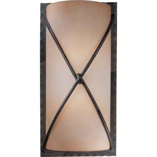 Minka Lavery Aspen II 2 Light Wall Sconce & Reviews Wayfair