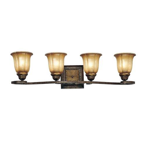 Minka Lavery Brompton 4 Light Vanity Light