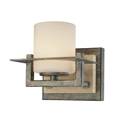 Minka Lavery Compositions 1 Light Wall Sconce