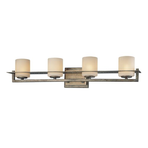 Minka Lavery Compositions 4 Light Bath Vanity Light