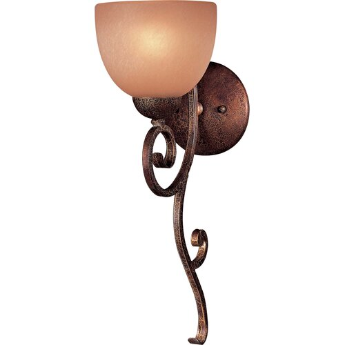 Minka Lavery Caspian 1 Light Wall Sconce