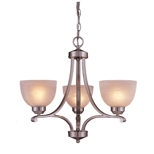 Minka Lavery Paradox 3 Light Chandelier Reviews Wayfair