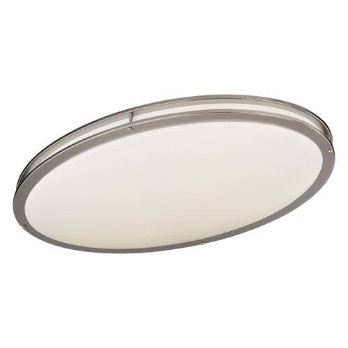 Minka Lavery 2 Light Oval Flush Mount