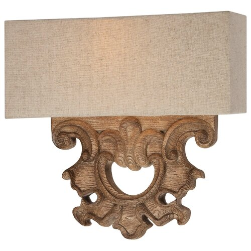 Minka Lavery Abbott Place 2 Light Wall Sconce