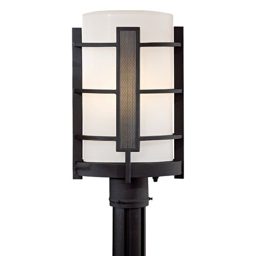 Minka Lavery Lumiere de Ville 1 Light Outdoor Post Lantern