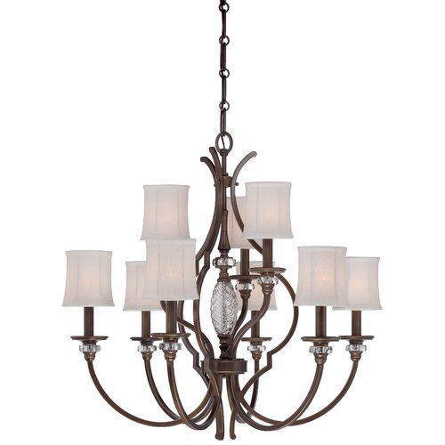 Thorndale 9 Light Chandelier
