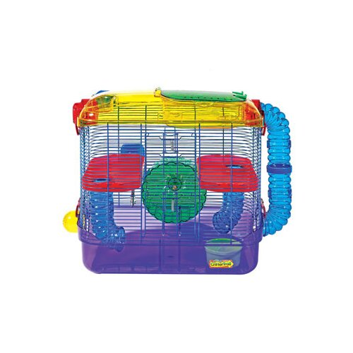 Super Pet Crittertrail 2-Level Small Animal Modular Habitat