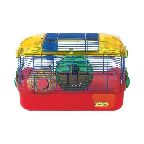 Super Pet Crittertrail Starter Small Animal Modular Habitat