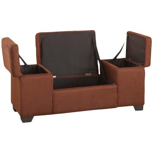 Bedroom 18 Storage Bench Bedroom Accent Furniture Ideas: InRoom Designs Storage Bedroom Bench & Reviews