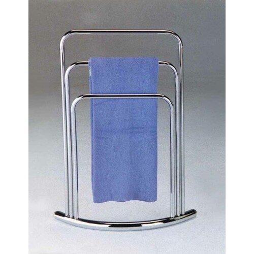 InRoom Designs Free Standing Towel Rack Stand