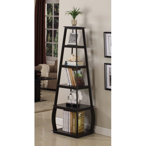 "InRoom Designs 61"" Bookcase"