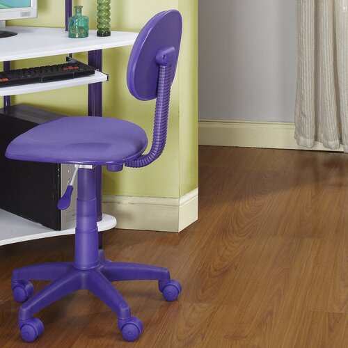 InRoom Designs Kid's Computer Desk Chair