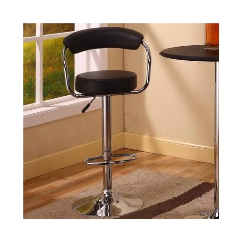 InRoom Designs Adjustable Swivel Bar Stool