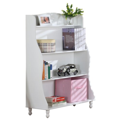 "InRoom Designs Tall 49"" Bookcase"