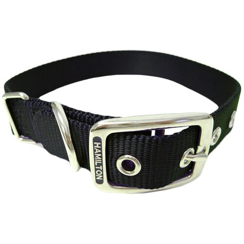 Hamilton Pet Products Double Thick Deluxe Dog Collar