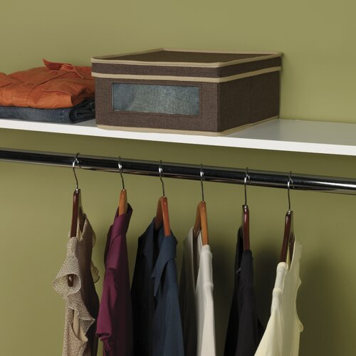 Household Essentials Storage and Organization Small Vision Box