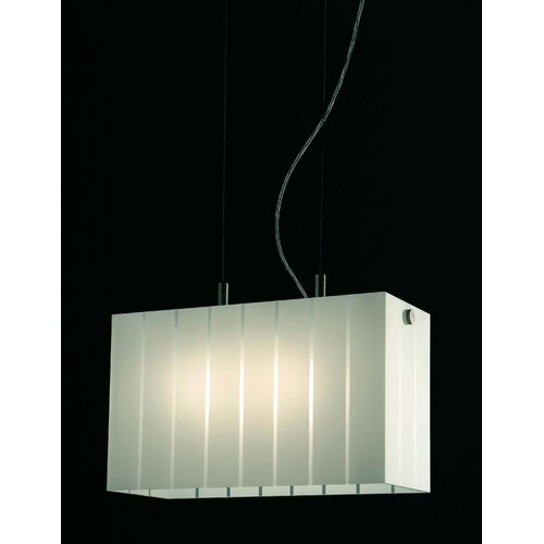 Oluce Pin Stripe Suspension Lamp