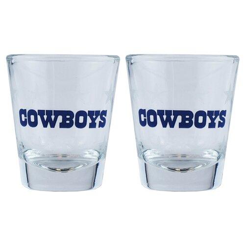 Boelter NFL Shot Glass Cup