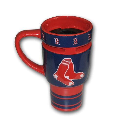Boelter MLB 16oz. Sculpted Travel Mug