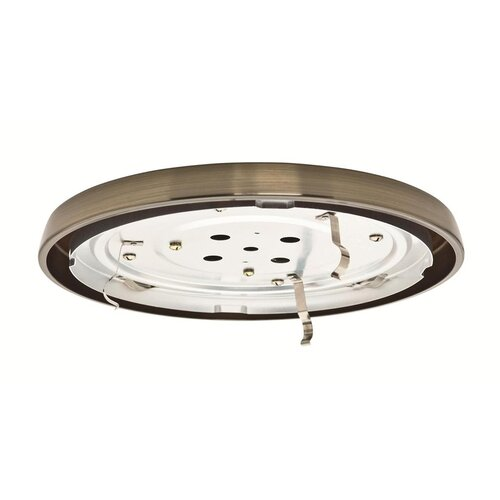 Compact Fluorescent Low Profile Fitter