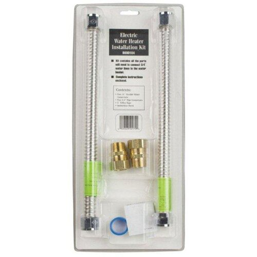 Reliance Electric Water Heater Installation Kit