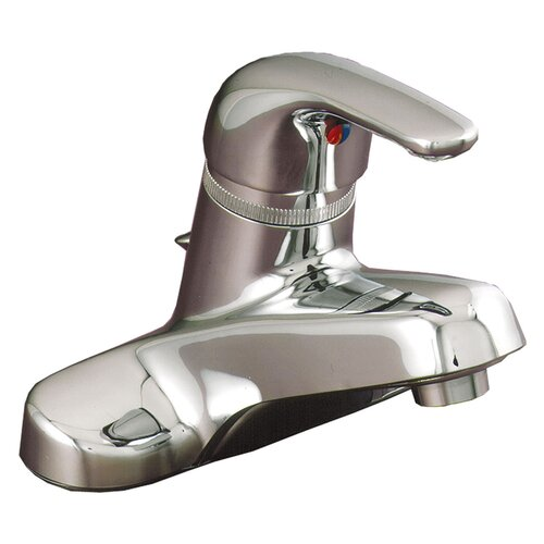 Centerset Exquisite Faucet with Single Handle