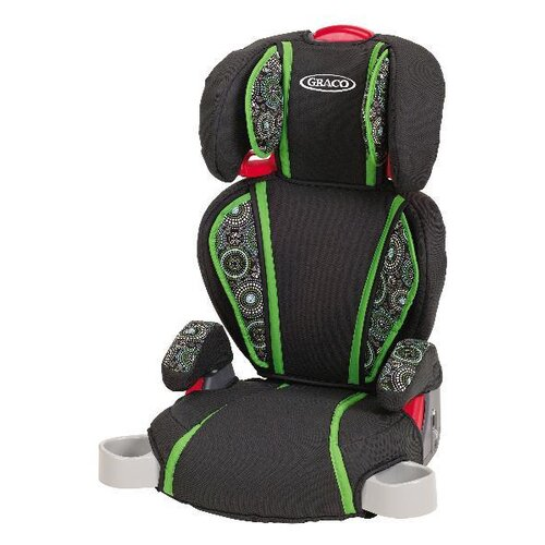 Graco Turbo Highback Belt Positioning Booster Seat