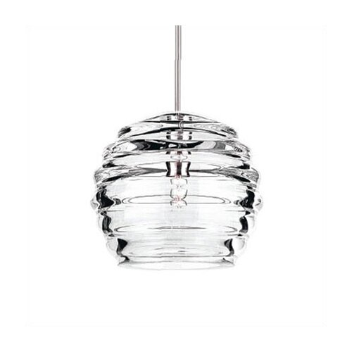 WAC Lighting European Clarity Mini Pendant