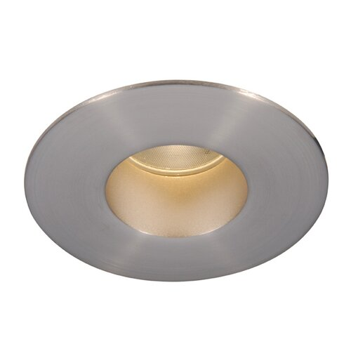 WAC LED Downlight Shower Round 2 Recessed Trim With 26