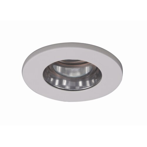 Flat Glass Shower Light Recessed Trim