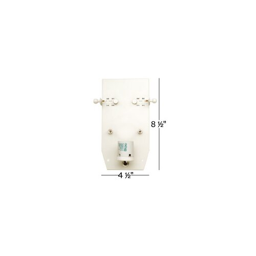 WAC Lighting Wall Sconce Backplate