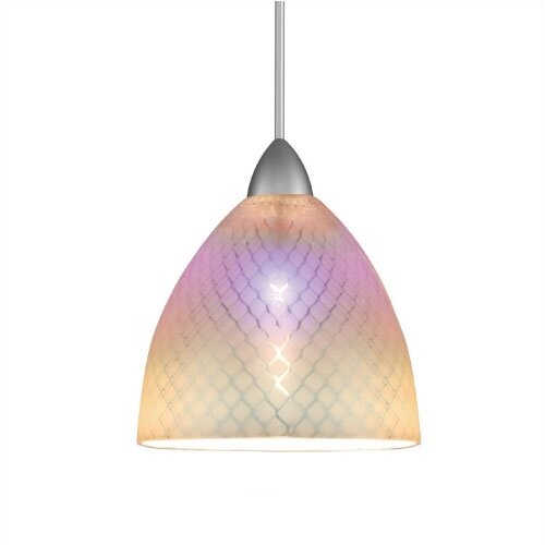 European Ambrosia 1 Light Pendant