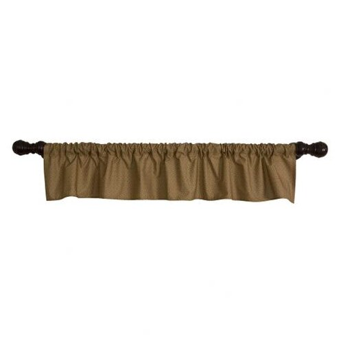 Lambs & Ivy Curly Tails Window Valance