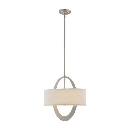 George Kovacs by Minka 2 Light Drum Pendant