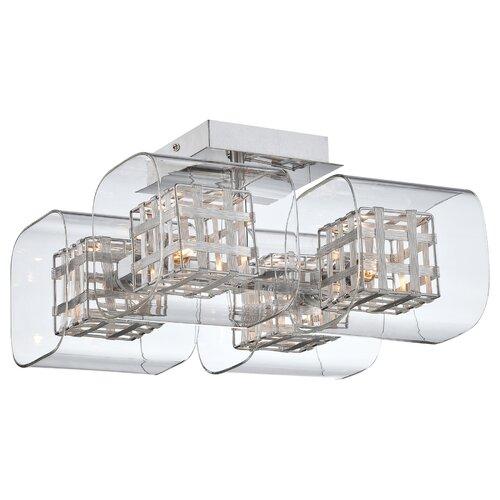 George Kovacs Jewel Box 4 Light Semi Flush Mount Reviews Wayfair