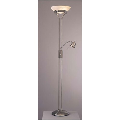 George Kovacs by Minka George's Reading Room Torchiere Floor Lamp