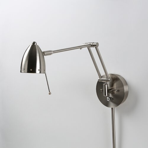 George Kovacs by Minka George Reading Swing Arm Wall Lamp
