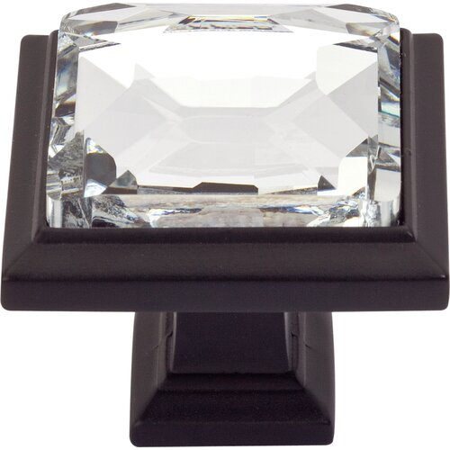 "Atlas Homewares Legacy 1.3"" Square Knob"