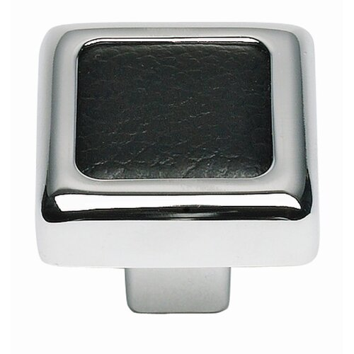 "Atlas Homewares Paradigm 1.25"" Square Knob"