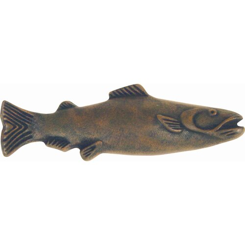 "Atlas Homewares Fish 1.5"" Pull"