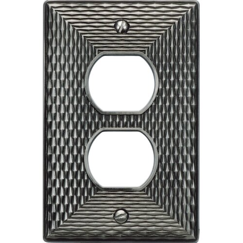 "Atlas Homewares 4.87"" Mandalay Outlet Plate"